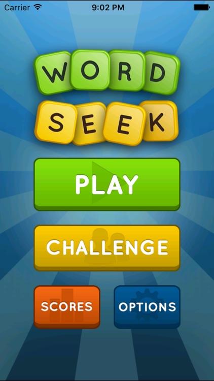 Word Seek HD Free