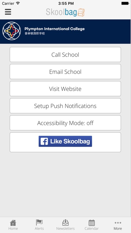Plympton International College - Skoolbag screenshot-3