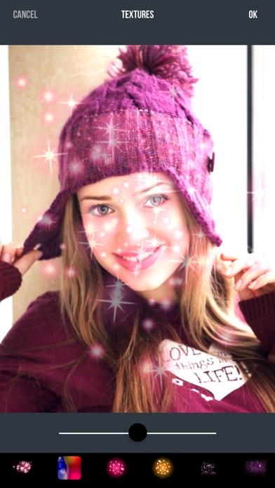 Candy Selfie - Photo Editor app image