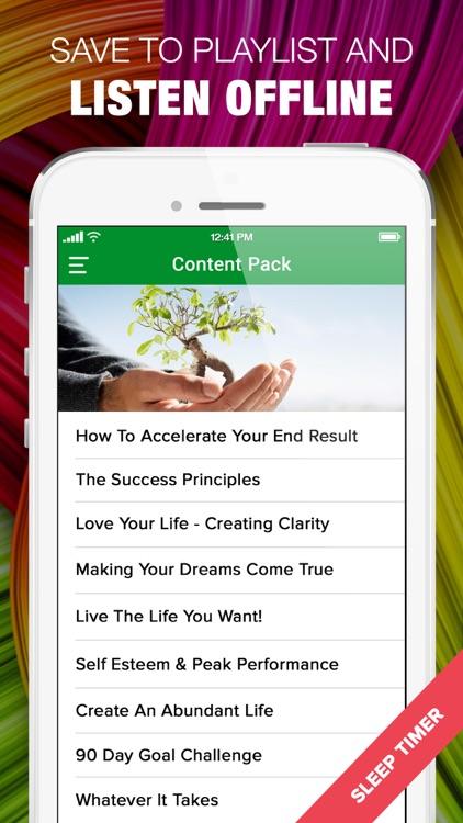 Empowered Hypnosis Audio Companion Meditation App screenshot-4
