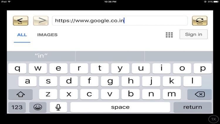 L.I.M.R. Secured Private Browser