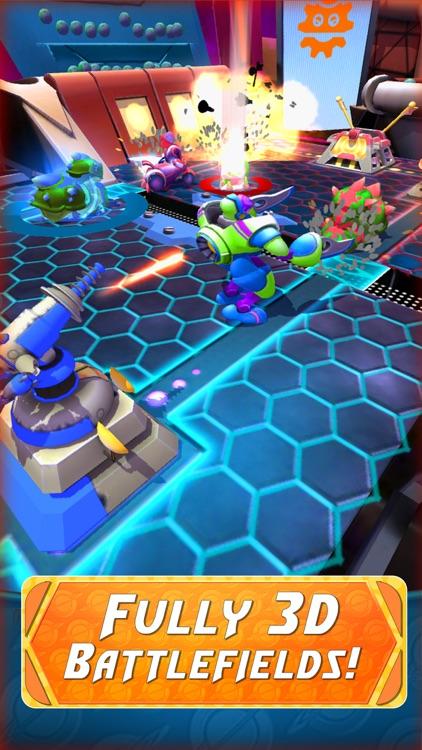 Hyperstrike Go! screenshot-4