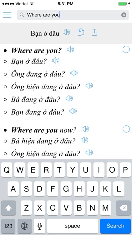 Vietnamese Translator Pro, English Dictionary screenshot-3