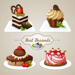 حلويات سهلة وسريعة