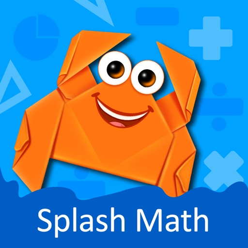 3rd Grade Math. Multiplication, Fractions and more app logo