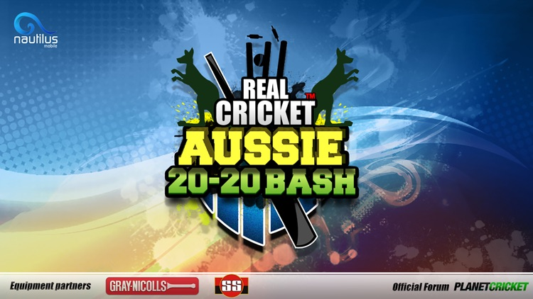 Real Cricket™ Aussie T20 Bash screenshot-0