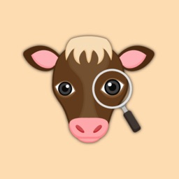 Brown Cow Emoji Stickers for iMessage