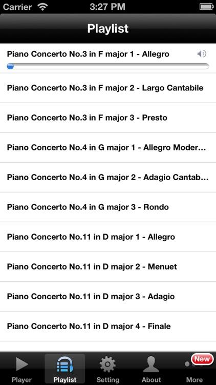Hadyn Piano Concertos