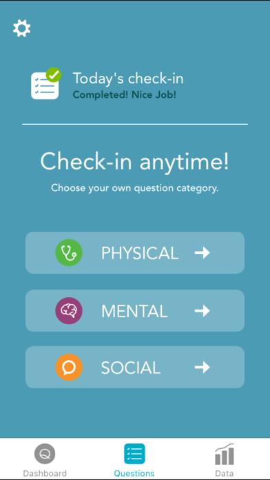 Qualia Plus - Health Score and Tracker screenshot three