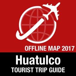 Huatulco Tourist Guide + Offline Map