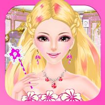 甜甜萌公主-化妆儿童教育女生游戏