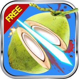 Kungfu Fruit Cut 3D