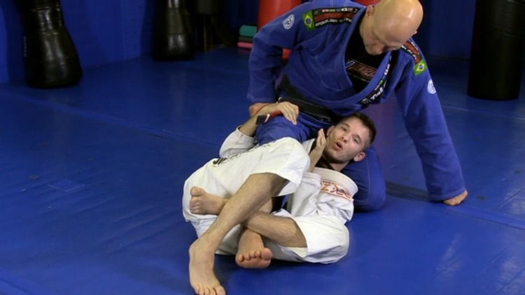 BJJ Defense and Escape Gameplan, Bigstrong 8