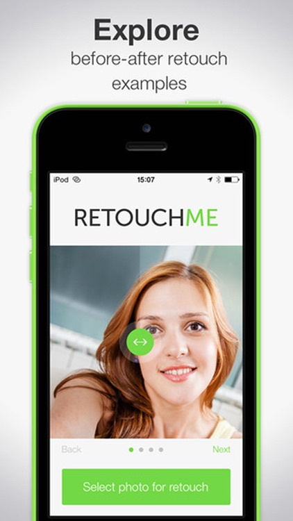 RetouchMe - body & face Photo Editor for Selfie app image