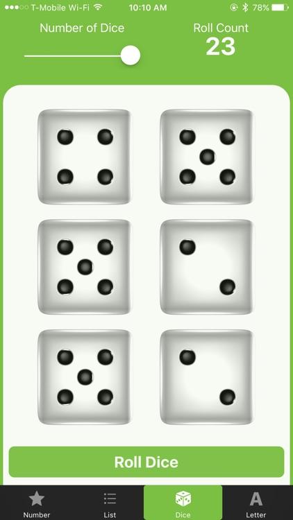 Random Master screenshot-3