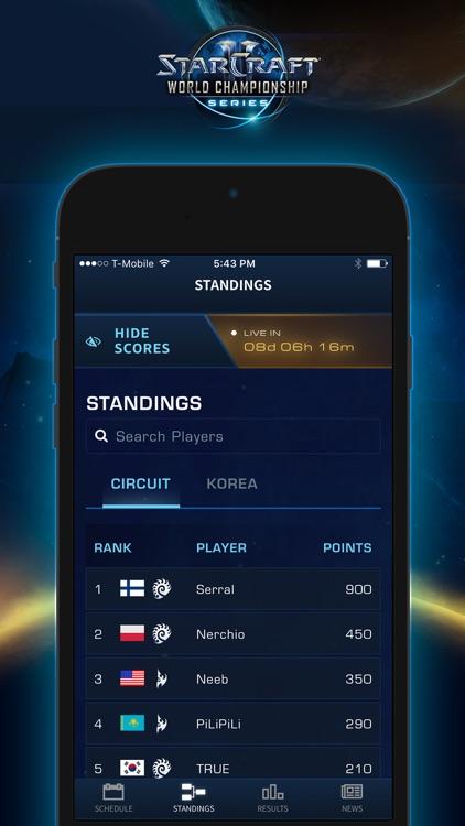 StarCraft WCS screenshot-3