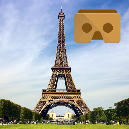 VR Paris City Virtual Reality Tour