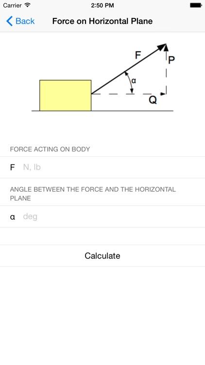 Mechanics Calculators - Mechanical Engineers