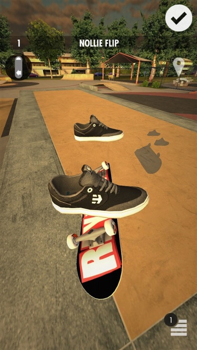 Screenshot for Skater - Skate Legendary Spots in Chile App Store