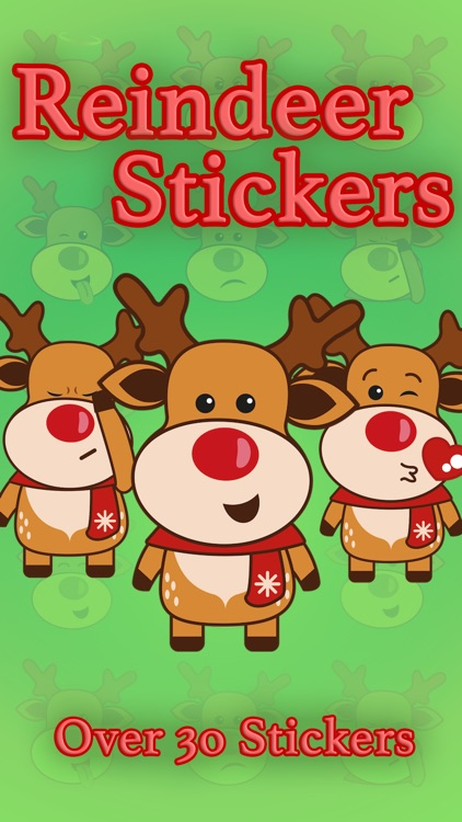 Reindeer Rudolph screenshot-0
