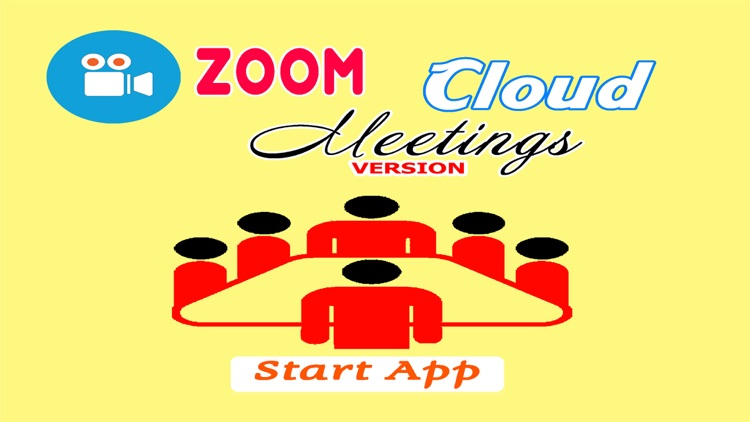 App Guide for ZOOM Cloud Meetings