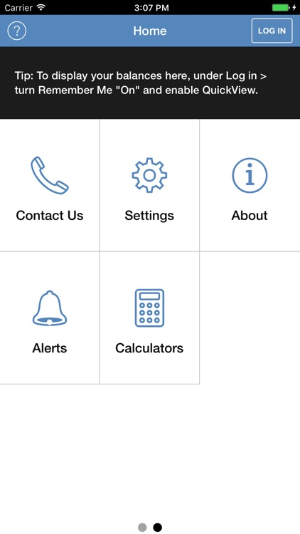 ACU Anytime Mobile Banking App