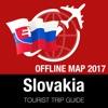 斯洛伐克 旅游指南+离线地图