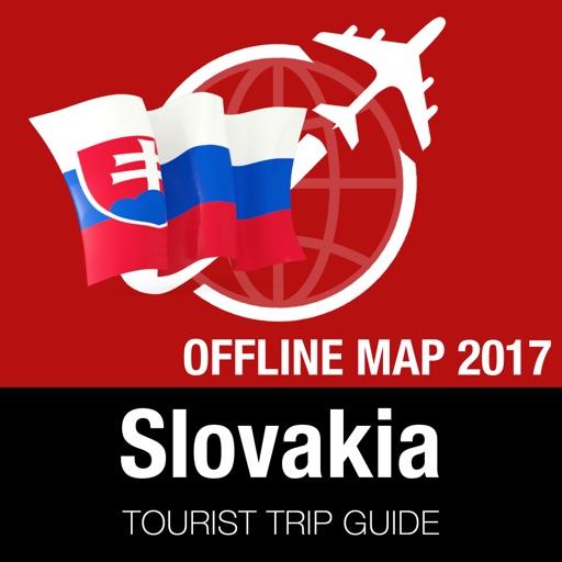 Slovakia Tourist Guide + Offline Map
