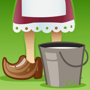 Milk Maid app