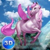 Flying Pony: Small Horse Simulator 3D