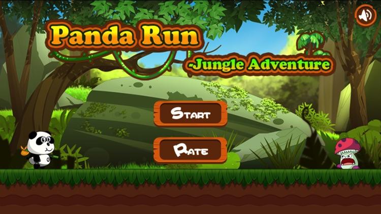 Panda Run - Jungle Adventure
