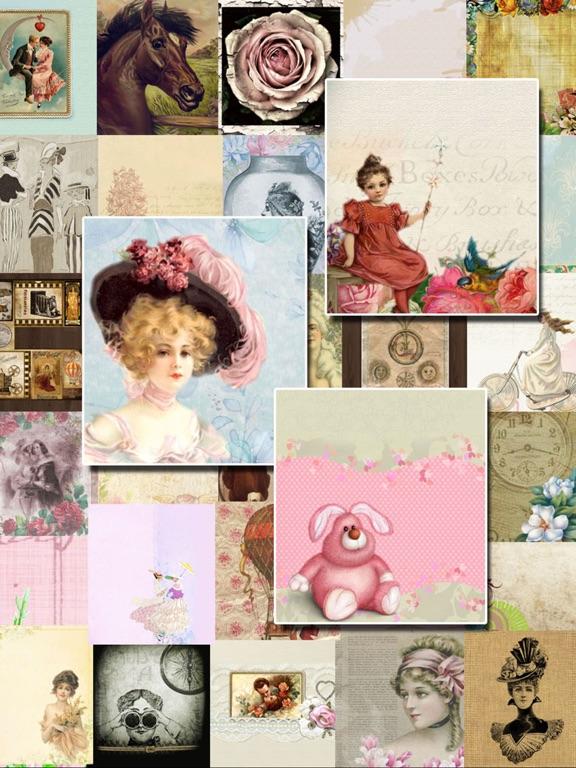 VINTAGE Wallpapers - Retro nostalgic backgrounds screenshot 6