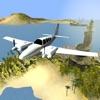 Airport Plane Flight Simulation Game