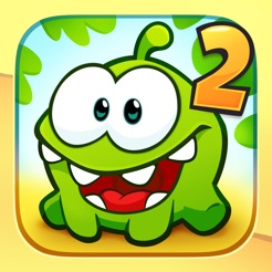 ‎Cut the Rope 2