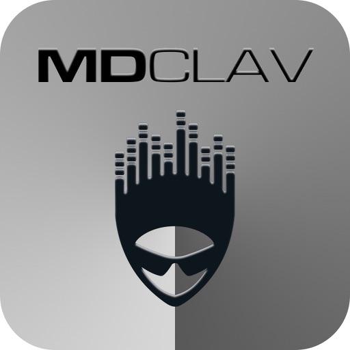 MDClav: Clavinova Controller by Craig Knudsen