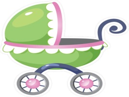 BabyBoom stickers by ElviZ
