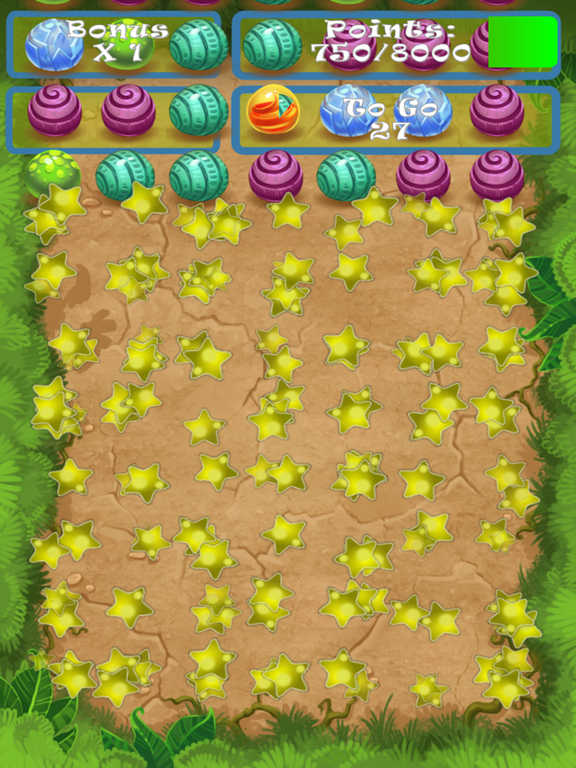 Eggs Marble Dash Match 3 HD screenshot 2