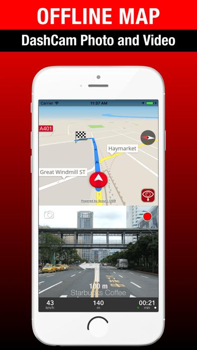 Chiang Mai Tourist Guide + Offline Map screenshot one