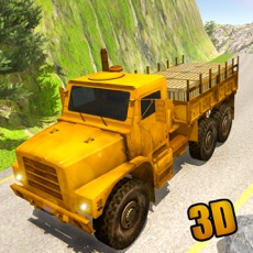 Activities of Extreme Off Road Cargo Truck Driver 3D