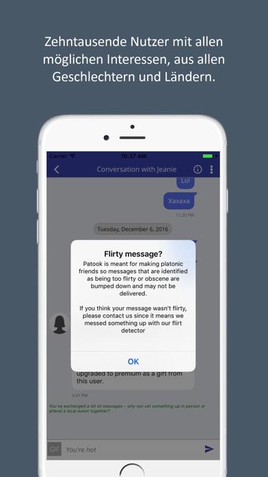Patook – finde neue FreundeScreenshot von 2