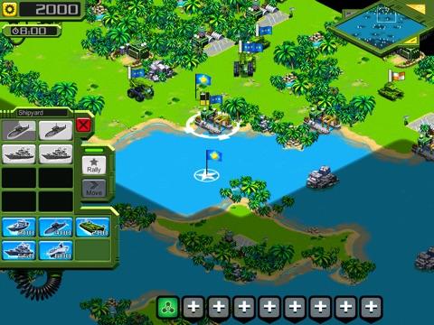 ''Грозовой фронт в тропиках'' (RTS) для iPad