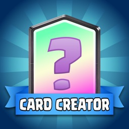 Card Maker & Creator for Clash Royale