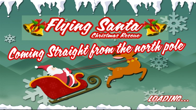 Flying Santa Christmas Rescue