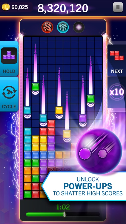 Tetris® Blitz screenshot-1