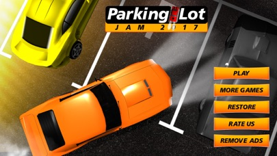 駐車場渋滞-3 D 車のパズルのブロックを解除のスクリーンショット1
