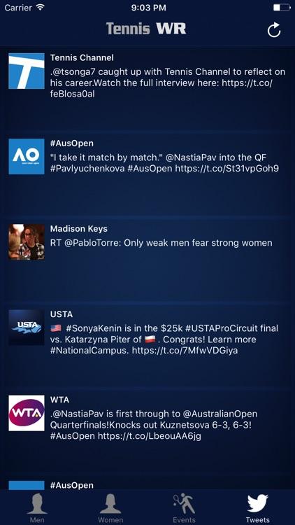 TennisWR screenshot-3