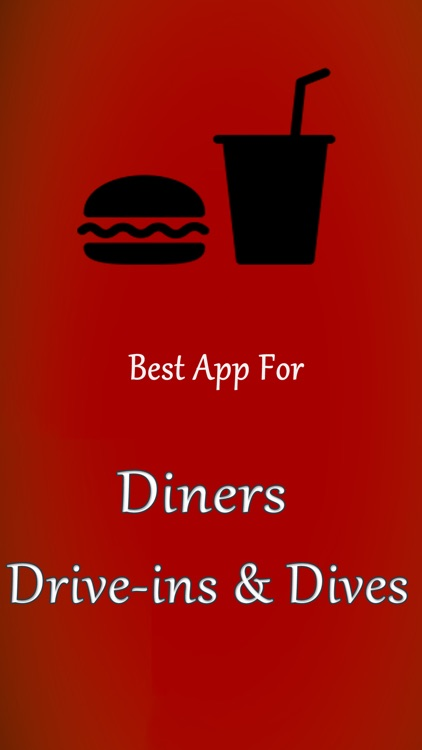 The Best App For Diner Drive-ins & Dives Locations