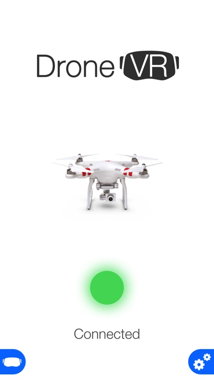 DroneVR - FPV for DJI drones