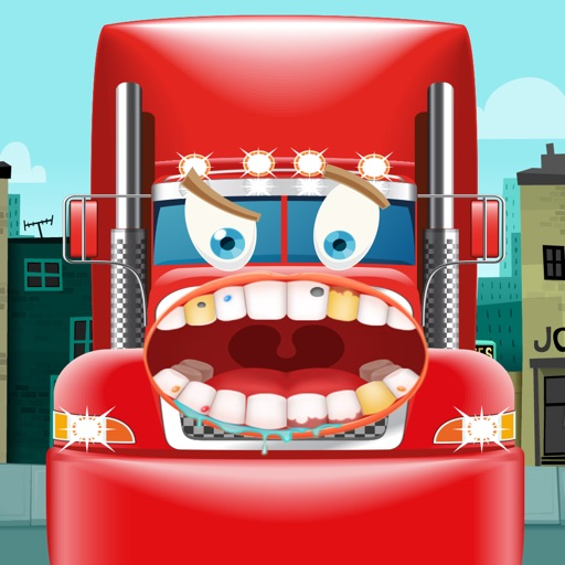 Doctor Teeth Game for Crazy Truck Monster by Kanjana Uin