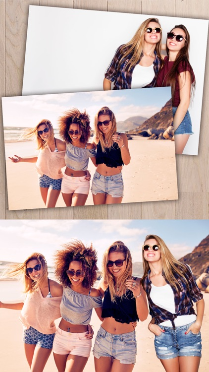 Cut paste photo editor & create stickers – Pro